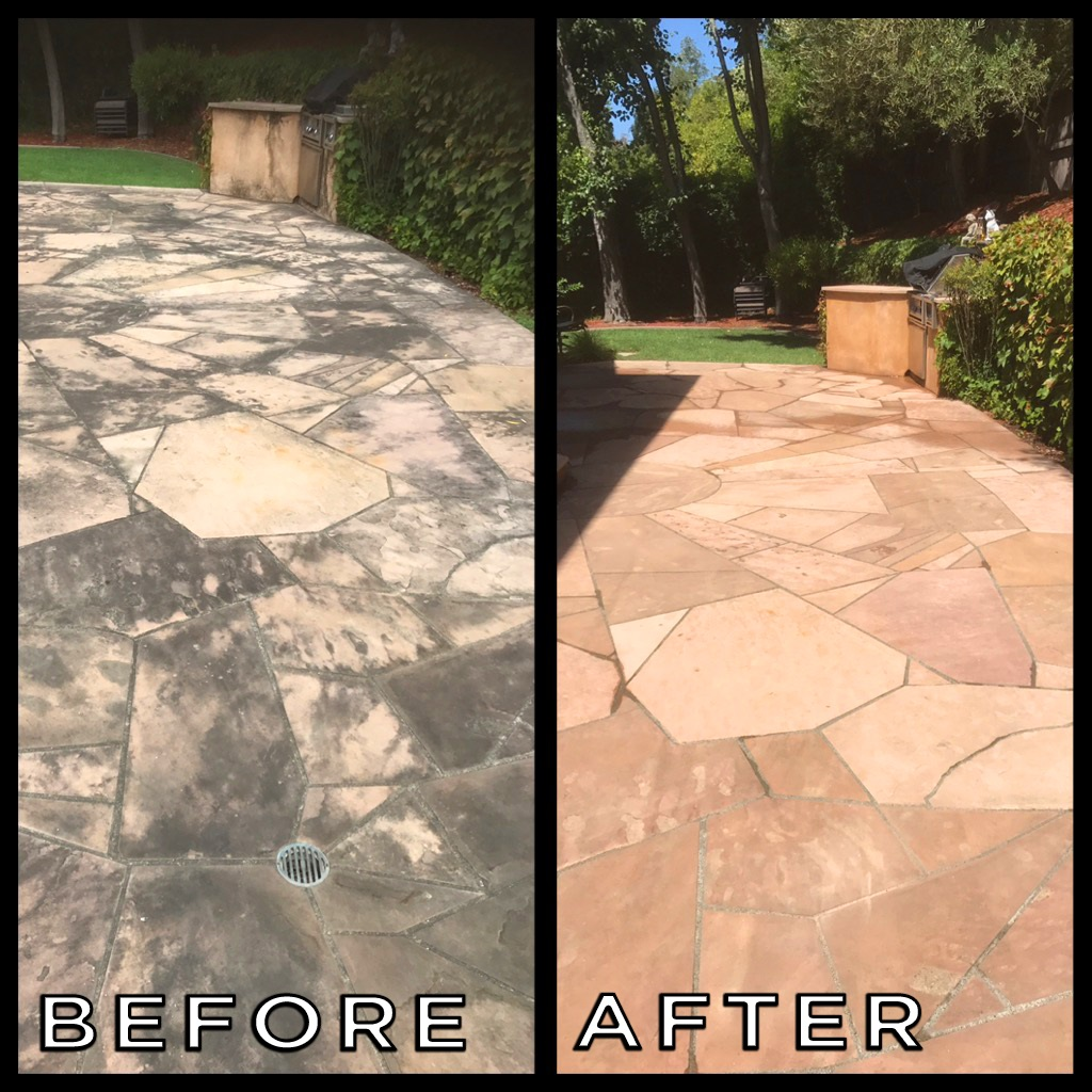 Aesthetic Paver Stone ... a multi-step application of quality restoration to protect and enhance  the aesthetic values and integrity of your concrete paver or brick paver  system.